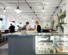 Kaper Design; Restaurant & Hospitality Design: B.A.R.