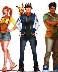Popular Young Cartoon Characters Reimagined as Adults