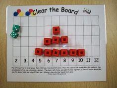 Chance / probability - math game