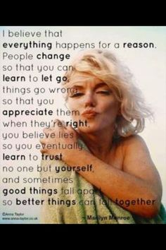 Marilyn Monroe These words are so true Great Quotes, Quotes To Live By, Me Quotes, Inspirational Quotes, Motivational, Diva Quotes, Beauty Quotes, Faith Quotes, Jolie Phrase