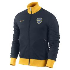 Nike Boca Juniors N98 Men's Jacket #felpa #argentina  #calcio #sport #selected2013