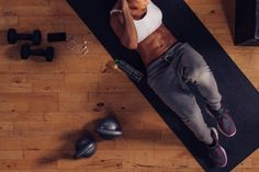 The Ultimate Fat-Sizzling Ab Workout