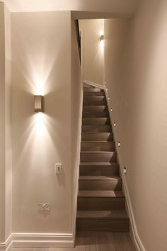 How Properly To Light Up Your Indoor Stairway | STAIR LIGHTING ...