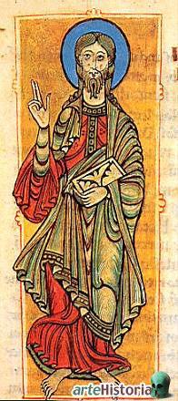 Codex Calixtinus. Apóstol Santiago