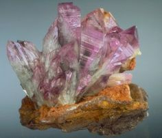 Adamite comes in many colors, but the finest specimens have always come from the Ojuela mine, and by far the most sought-after color is the royal purple found in the San Judas chimney in 1981.