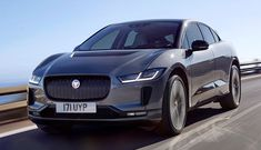 Featuring a battery, the I-PACE delivers an estimated range of up to 240 miles and acceleration in as little as seconds on its way to a top. Euro, Love Car, Electric Cars, Exotic Cars, Cars Motorcycles, Dream Cars, Vehicles, Jaguar Cars, Air Force