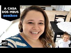 A CASA DOS MEUS SONHOS: LEITORA JENNY FRANCIA | Organize sem Frescuras!