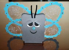 Stampin' Up!  Top Note Butterfly  Gilda Fellows