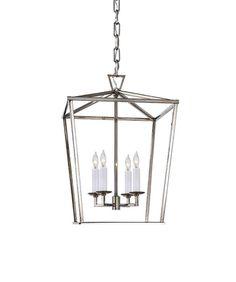 Lantern Pendant Chandelier