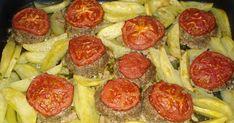 Υλικα: 1 κιλό κιμάς μοσχαρίσιος 2 κρεμμύδια τριμμένα 2 ντομάτες τριμμένες 3 φέτες μπαγιάτικο ψωμί μουσκεμένο 2 κ.σ. Κρέμα Βαλσαμικ... Sausage, Meat, Ethnic Recipes, Food, Sausages, Essen, Meals, Yemek, Eten