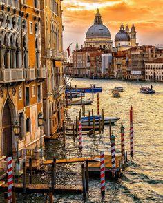 Magical Venice, Italy
