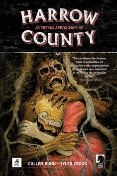 Harrow County 7 - As Trevas Aproximam-se de Tyler Crook e Cullen Bunn. Lançamento banda desenhada por G Floy Studio - Portugal em português... #bandadesenhada #harrowcounty #bdcomicspt