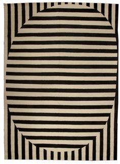 Tibetan rug designed by Alberto Pinto
