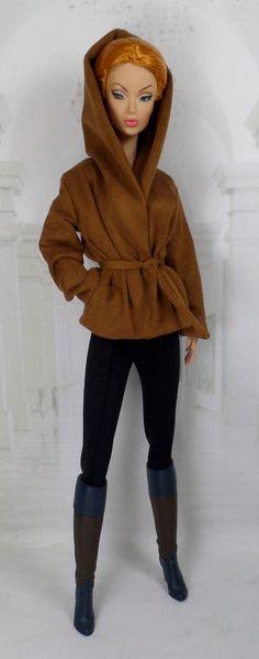 Hood Jacket PDF pattern found on my blog