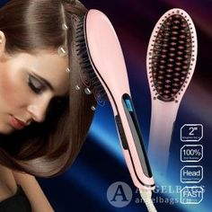 Расческа выпрямитель Fast Hair Straightener