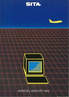 SITA Annual Report 1984 front cover