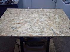 Holz, Metall und Smart Home: Schiebeschlitten für Tischkreissäge