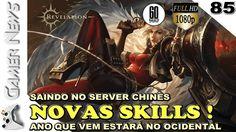 🔴 REVELATION ONLINE ★ Veja as novas NOVAS skills ultimates no servidor c...