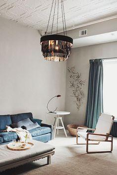 understated manhattan loft, interior design by ochre