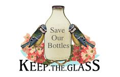 Save Our Bottles Petition from Plastic is Rubbish