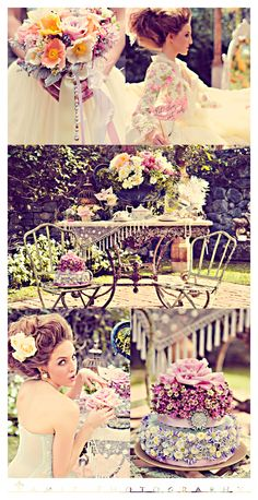 Tamiz Photography: A Marie Antoinette Inspired Shoot at the Haiku Mill