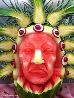 Chief Watermelon Pictures, Photos, and Images for Facebook, Tumblr, Pinterest, and Twitter