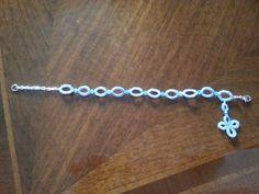 Braccialetto rosario in chiacchierino