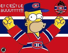 Go Habs Go Hockey Logos, Hockey Teams, Hockey Stuff, Montreal Canadiens, Barack Obama, Color Of Life, The Simpsons, Picture Quotes, Nhl