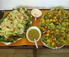 Receita de molho para salada - Show de Receitas