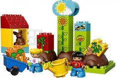Mein erster Garten: Gewinne mit uns ein LEGO® DUPLO® Set!