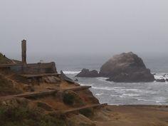 Pacific Ocean - Golden Gate Park, San Francisco