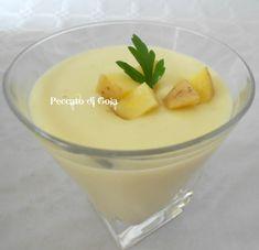 La spuma di patate, un sapore delicato, raffinato, ottimo per accompagnare salatini, crostini e grissini. Un aperitivo, un antipasto, un contorno. Ottima.