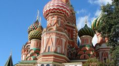 Moscow might be one of the world's most exciting cities with a mishmash of the old and the new. #ArrivalGuides #travel