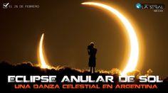 Astronomía   Eclipse de Sol: Una danza celestial sobre Argentina