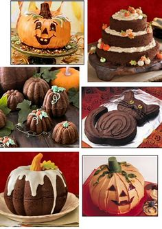 Food Illustration Description Inspiration for a Halloween cake and cupcakes.sweetsecretsd… – Read More – Halloween Desserts, Halloween Goodies, Halloween Cakes, Holiday Desserts, Holiday Treats, Halloween Stuff, Halloween Decorations, Autumn Desserts, Halloween Buffet