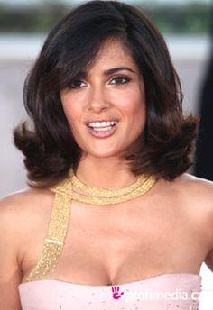 salma hayek hair - Google Search