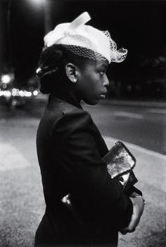 Martine Barrat, Harlem, New York City, 1940.