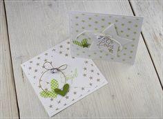 Carolas Bastelstübchen: Viele verschiedene Karten.......