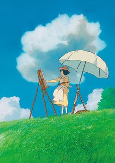 From The Wind Rises by Hayao Miyazaki