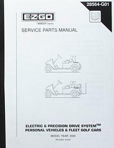 ae31c6054b5646fb53fdcb95dc02806f golf carts ideas ezgo 28503g01 19981999 technicians repair and