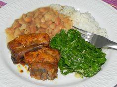 Delícia de Costelinha de Porco Assada #receitas