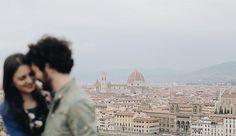 Us, the rain and Florence #engagement #Tuscany #florence #italy #destinationwedding #video #videographer #weddingvideographer #loveitalia #italy #love #rain #sweet #followme #2become1video @jessicaballeriniwwl @ema83cj @vladymoraru @zonzo_ph