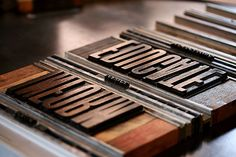 a blog about typography, letterpress and printing history.  #letterpress #typography #printing #printinghistory