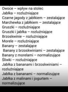 Kliknij w obraz aby wyświetlić go w pełnym rozmiarze Dieet Plan, Baby Food Recipes, Food Baby, Physical Activities, Diy Food, Life Hacks, Food And Drink, Health Fitness, Herbs