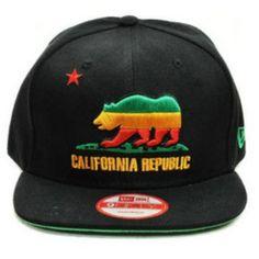 62274113dd437d California Republic Snapback Hats