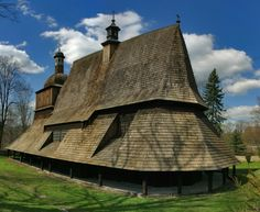 Wooden churches of Southern Lesser Poland
