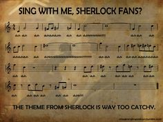 The Sherlock Theme Song