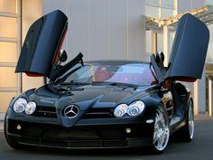 Mercedes Benz SLR McLaren ~