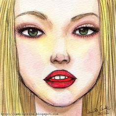 Camila Cerda Illustration: Gemma Ward
