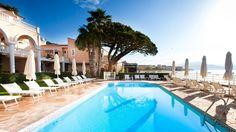 Villa corse avec plage privée à Ajaccio, Hôtel Demeure Les Mouettes, Ajaccio - by www.hotels-prives.com